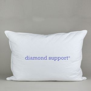 Diamond Support® Down and Feather Pillow