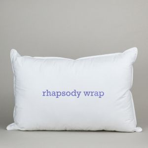 Rhapsody Wrap Down and Feather Pillow