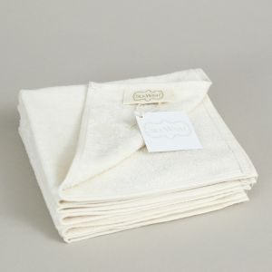 Wash Me Tender™ Organic Cotton & Silk Towel Set