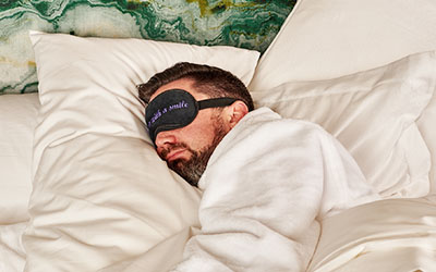 The Importance of a SLEEP MASK