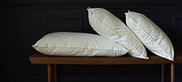 Down on Earth® organic pillow collection by Down Etc®